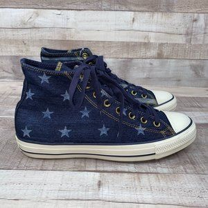Converse Unisex High Top Stars All Star Shoe 9.5